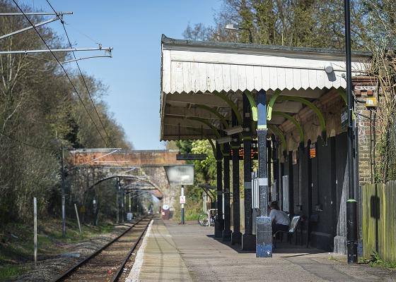 Bricket Wood station